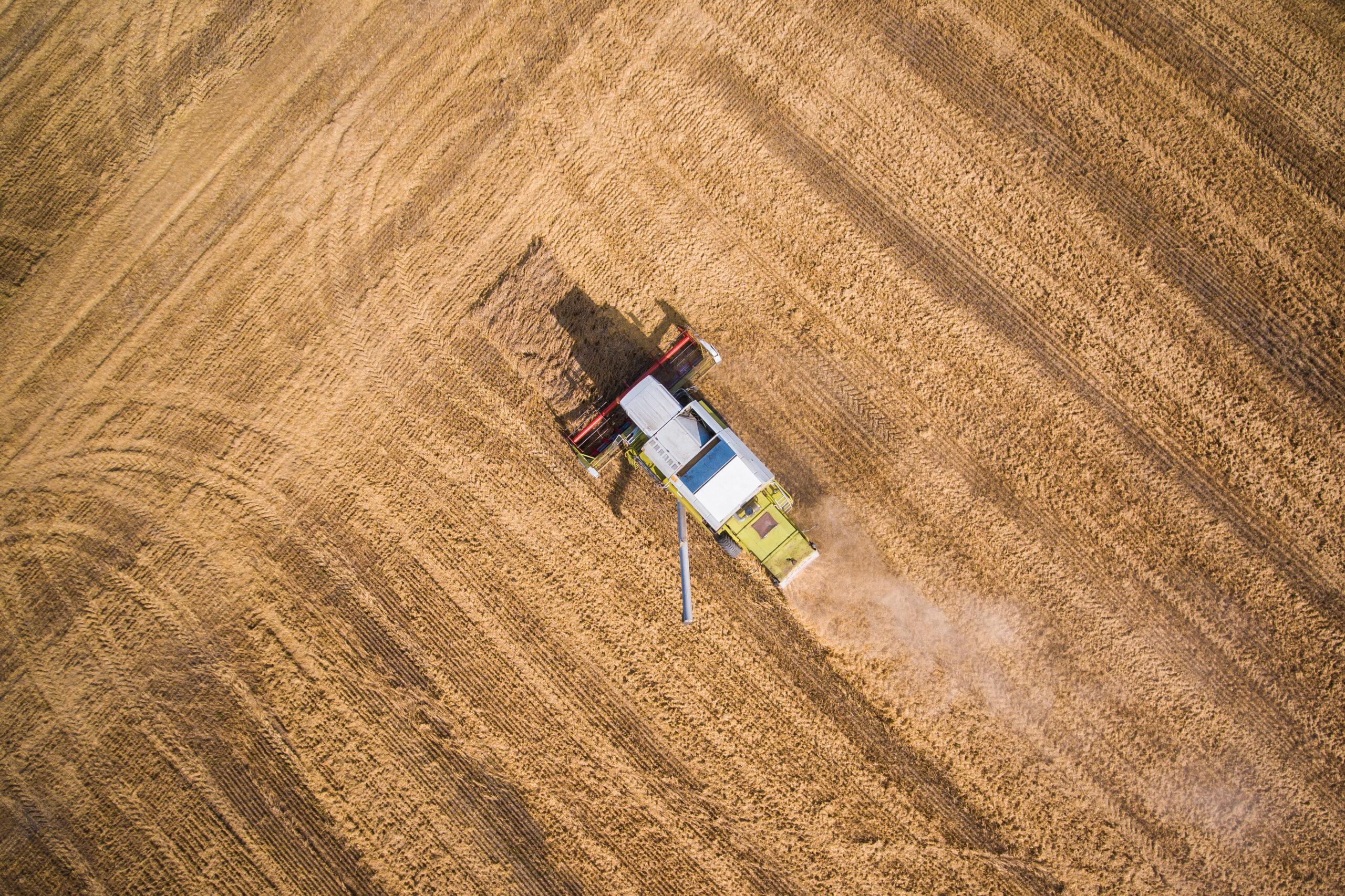 Підвищення врожайності польових культур
