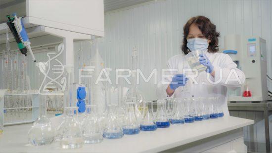 Лабораторний аналіз вмісту фосфору