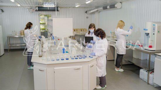 Лабораторія агрохімімічних досліджень ФАРМЕР.УА
